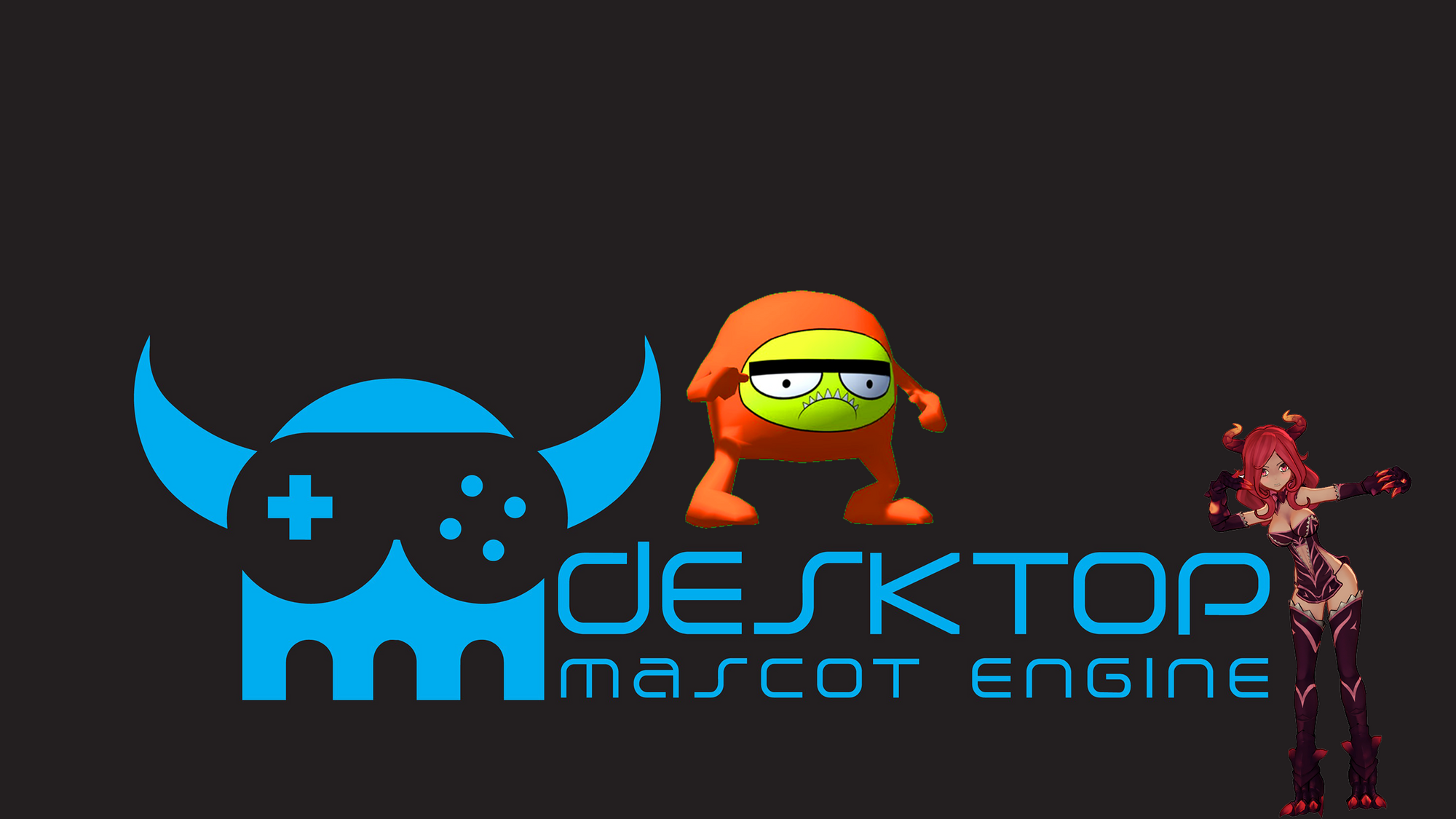 Desktop Mascot Engine